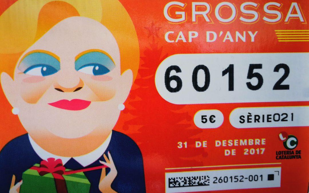 Compra lotería de 'la grossa' y gana un viaje a Kafountine!